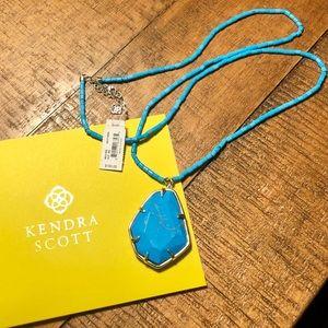NWT Kendra Scott Beatrix long necklace